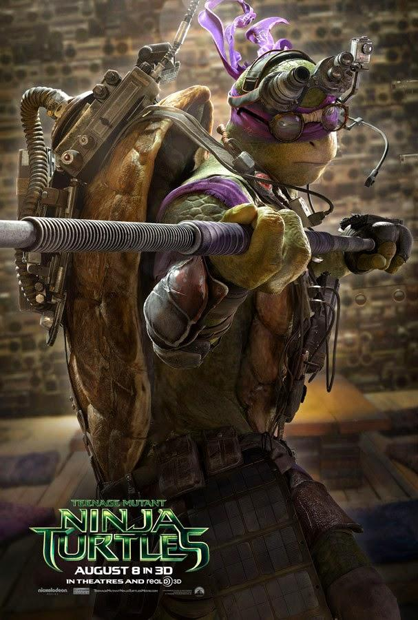 Ninja Turtle: Donatello