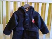 Cousettes manteau enfant
