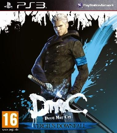 Test: DmC - La chute de Vergil
