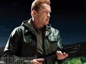 Arnold dévoile nouveau Terminator...
