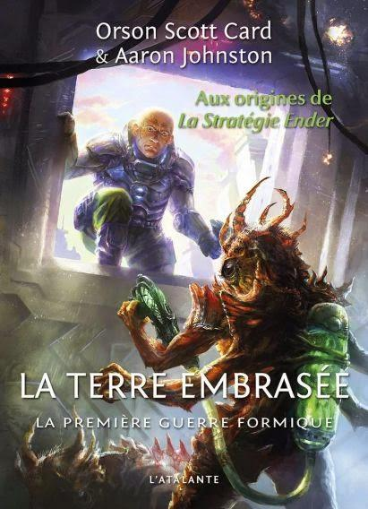 Avertir la Terre. 2, Terre embrasée / Aaron Johnston et Orson Scott Card
