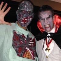 Ces sportifs qui se déguisent pour Halloween