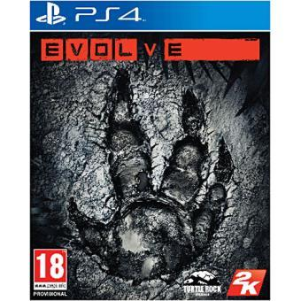 Evolve sacré Meilleur FPS de la Paris Games Week 2014 !‏