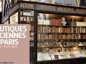 Livre Boutiques anciennes Paris (coup coeur)