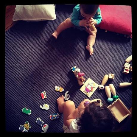 Notre salon, leur salle de jeux #lundisadeuxdaliceetzaza