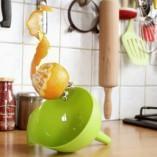 Skitchen, quand les fruits et légumes font du skate!