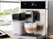 VIDEO E-TV commande café partir d'une tablette avec Saeco GranBaristo Avanti