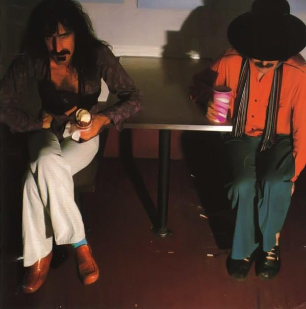 Zappa, Beefheart & The Mothers #11-Bongo Fury-1975
