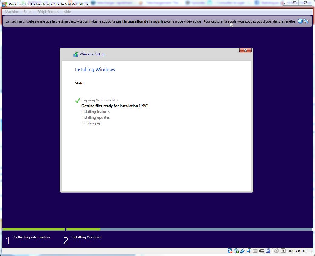 Tester la technical preview de Windows 10 en VM   install 05
