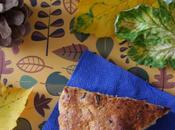Foodista Challenge scones chocolat noisette
