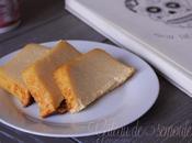 Cake semoule vanillée