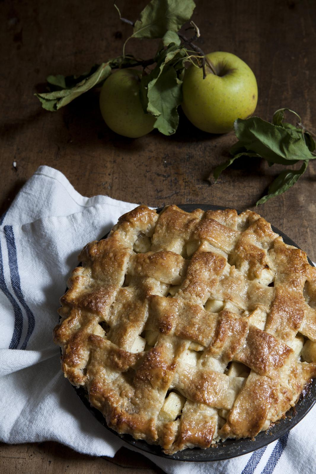 Apple Pie Nicole Franzen
