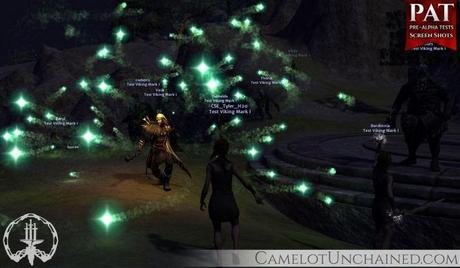 Magie 2 camelot unchained