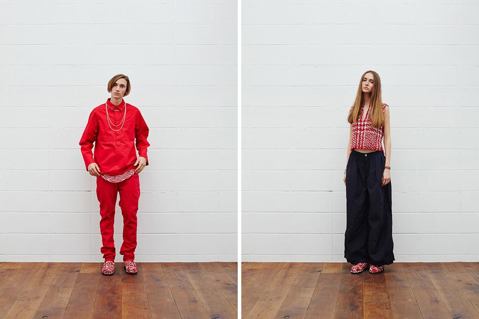 UNUSED – S/S 2015 COLLECTION LOOKBOOK