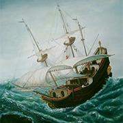 La pomme de terre est arrivée en Europe dans les bateaux des Conquistadors