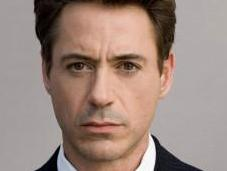 Robert Downey papa heureux