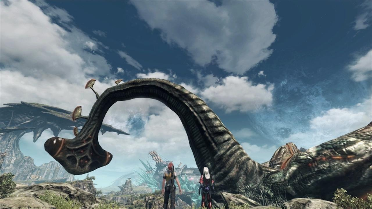xenoblade chronicles x wii u 2 Xenoblade Chronicles X, retour sur le Direct de Nintendo