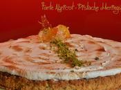 Tarte Abricot-Pistache meringuée