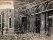 novembre 1914, bombardement centre