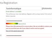 Utiliser compte e-mail chiffré avec Tutanota