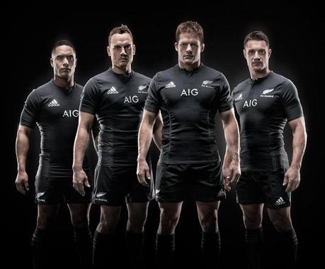 photo Adidas All Blacks maillot 7