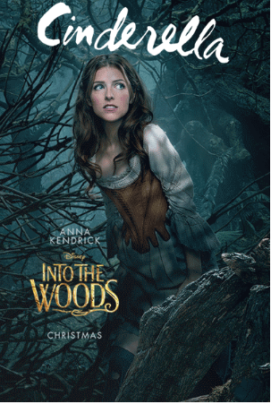 Anna dans 'Into The Woods', Ashley au  Yoana Baraschi Evénement.