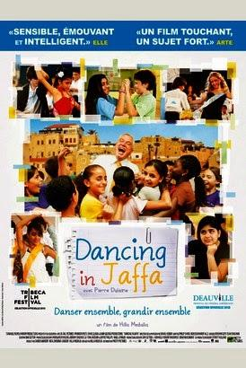 CINEMA: [DVD] Dancing in Jaffa (2013), un pas en avant / one step forward