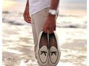 Chaussures sans chaussettes