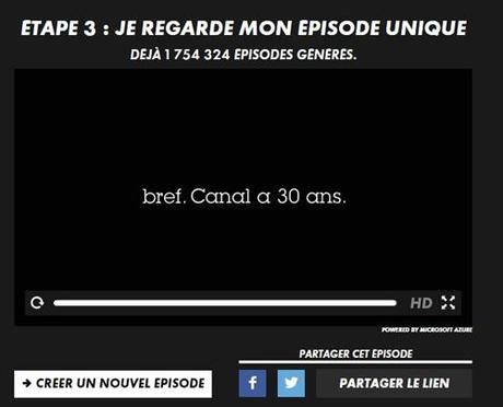 Canal+ a 30 ans
