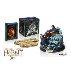 the-hobbit-the-desolation-of-smaug-extended-edition-limited-blu-ray-3D-warner-bros