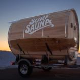 Le Surf Sauna: Pour se réchauffer entre deux sessions