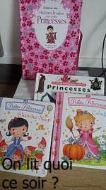 livres-princesses
