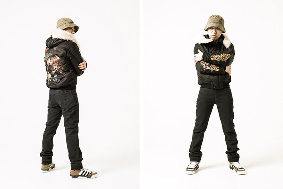 HUMAN MADE – F/W 2014 COLLECTION LOOKBOOK