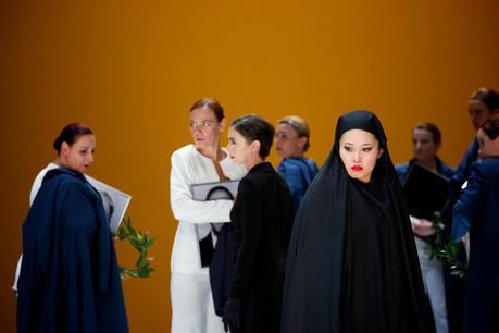 L' Aïda de Torsten Fischer,  une mise en scène qui va au coeur du drame