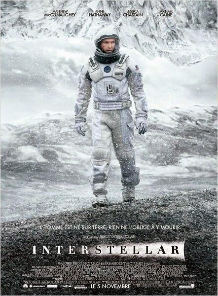 Cinéma: Interstellar