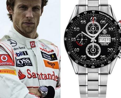 Les horlogers pénètrent les baquets de F1