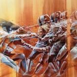 L'art de bouger en peinture