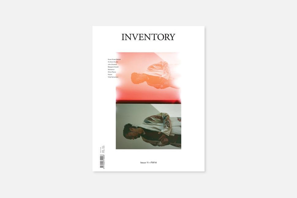 INVENTORY MAGAZINE – ISSUE 11