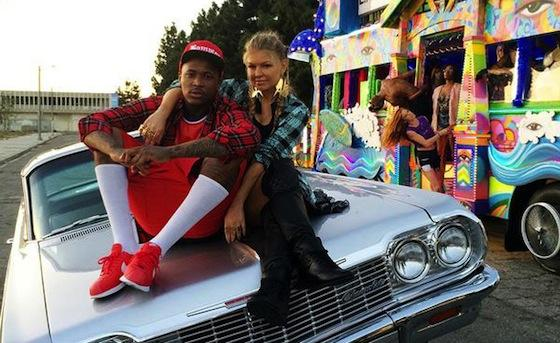 NEW MUSIC VIDEO : FERGIE feat YG – « L.A.LOVE (LA LA) »