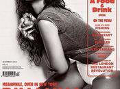 """Rihanna wet"""" couv' Esquire Décembre..."""
