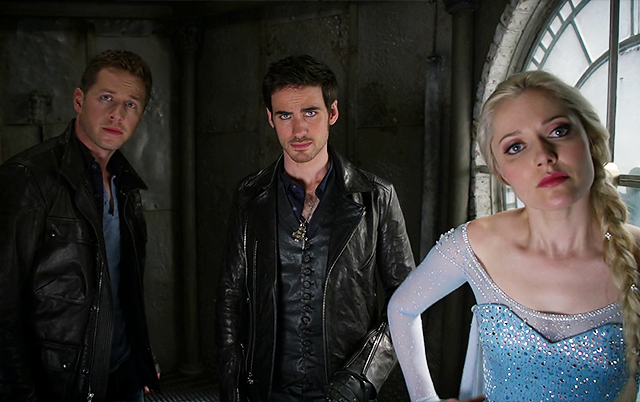 Les critiques // Once Upon a Time : Saison 4. Episode 7. The Snow Queen.