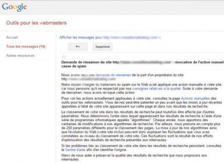 sanction google