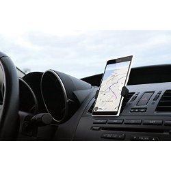 KENU Airframe+ Autohalterung für iPhone & andere Smartphones - praktische Kfz-Halterung mit höchst funktionalem Design! - sichere Montage an den Lüftungslamellen - ideal zum Telefonieren oder als Navi - klein und handlich - passt in jede Hosentasche ...