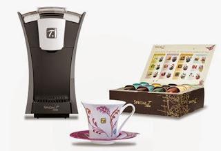 L'art du thé avec Nestlé (Sponso)