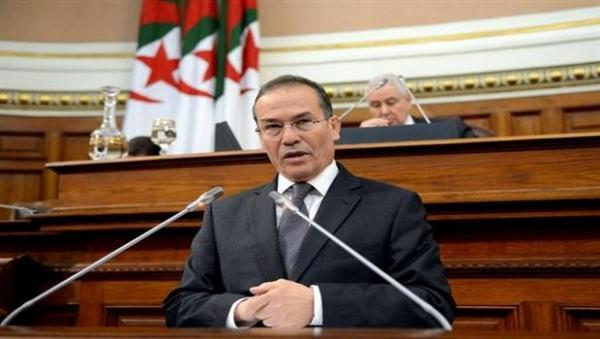 Le ministre des Finances, Mohamed Djellab