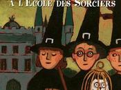Harry Potter l'école sorciers Rowling livre film