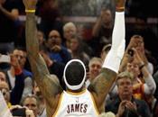 LeBron James devait Cleveland