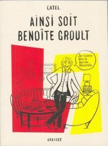 BD Benoîte Groult, Catel