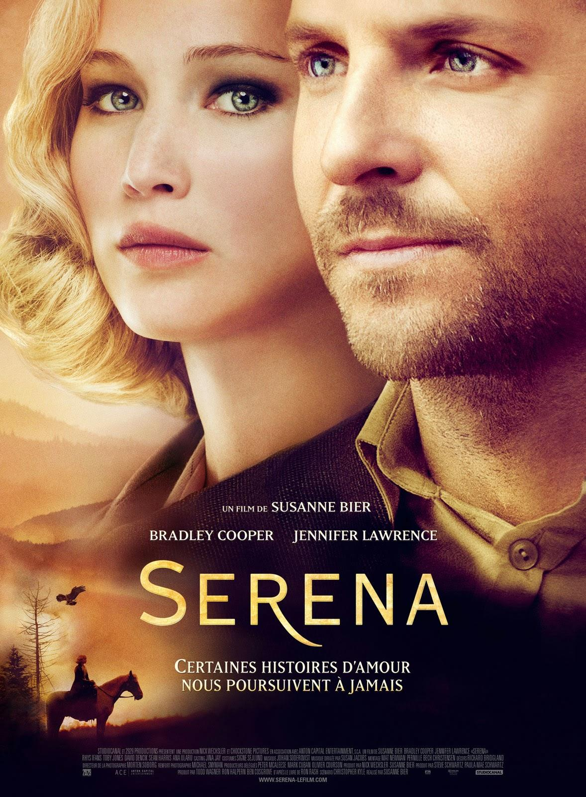 CINEMA: Serena (2014), les coûts de l'amour / the costs of love