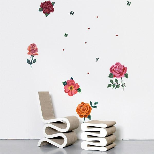 domestic-rose-stickers